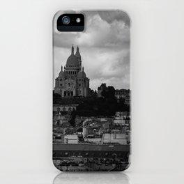 PARISIAN GLOOM iPhone Case