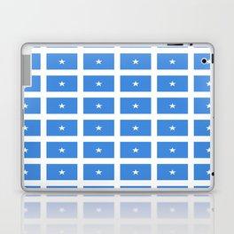 Flag of somalia -Somali,Soomaaliya,الصوما ,Mogadishu,Muqdisho, Xamar Laptop & iPad Skin