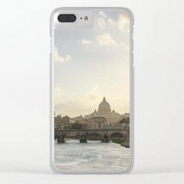 Vatican Abridged Clear iPhone Case