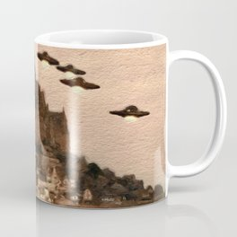 The First Wave - UFO Coffee Mug
