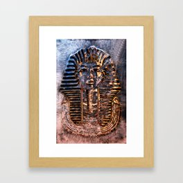 Tut-anchu-Aton Framed Art Print