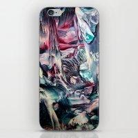 imagine iPhone & iPod Skins featuring Imagine  by ART de Luna