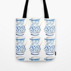 handmade ceramic Tote Bag