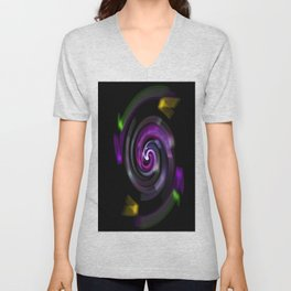 Magic of colors Unisex V-Neck