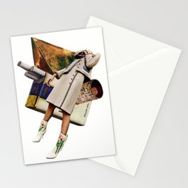Gold Digger Stationery Cards