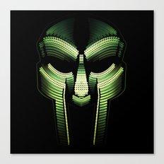 MF Doom - Vomit [3:33 Mix] Promo  Canvas Print