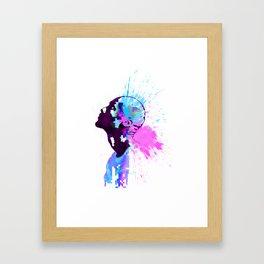 EXIT.JPEG Framed Art Print