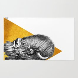 Totem - Bison Rug