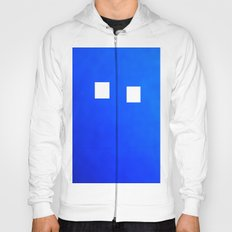 Minimalism Electric Blue Hoody
