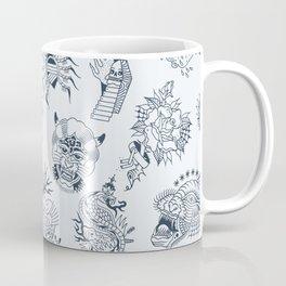 TRADITIONAL TATTOO PATTERN Coffee Mug