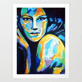"""Endless wondering"" Art Print"