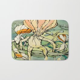 Lifted,Grounded. Bath Mat