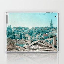 On the roof Laptop & iPad Skin