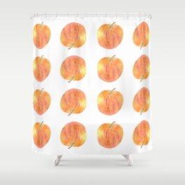 Apple Shower Curtain