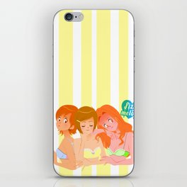 summertimegirlz iPhone Skin