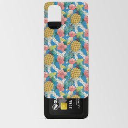 Pineapple Half Drop Android Card Case