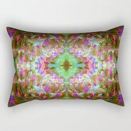 light rose Rectangular Pillow