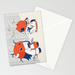 Fumira Monsta Stationery Cards