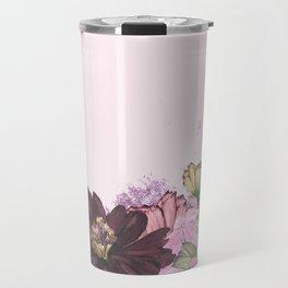 Flower Madness Travel Mug