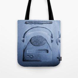 speak Tote Bag