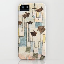 Thither iPhone Case