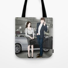 the gift that keeps on giving Tote Bag