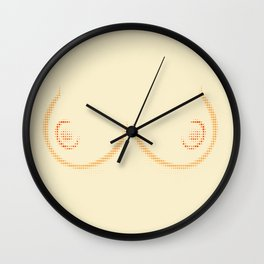 Free The Summer Wall Clock