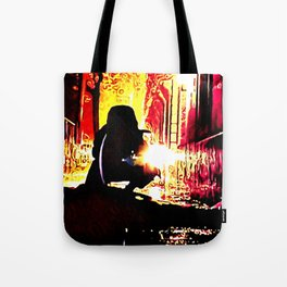 The Shadow Cleaner Tote Bag