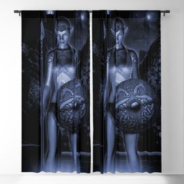 MORRIGHAN Blackout Curtain