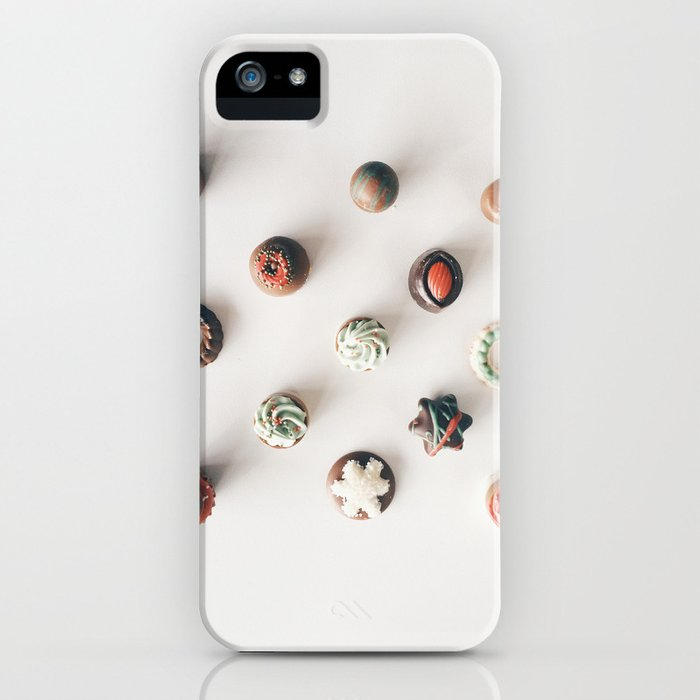 Chocolates - Life is Like a Box of Chocolates iPhone Case