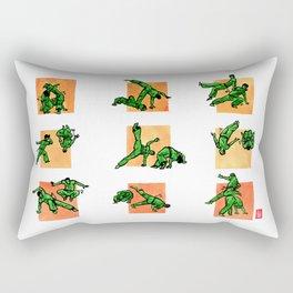 Capoeira 520+ Rectangular Pillow