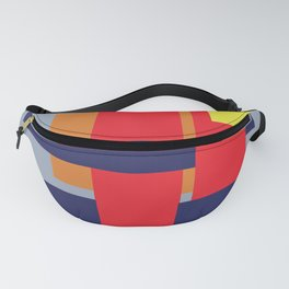 Periwinkle and Friends Fanny Pack