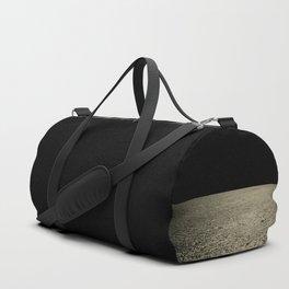 mareggiata dorata Duffle Bag