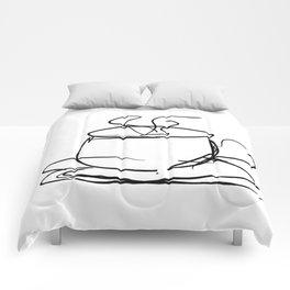 Cafe Latte Comforters