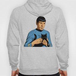 Spock's cat Hoody