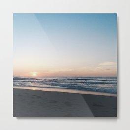 Sunrise at Culburra Metal Print