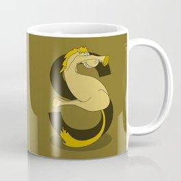 Monogram S Pony Coffee Mug