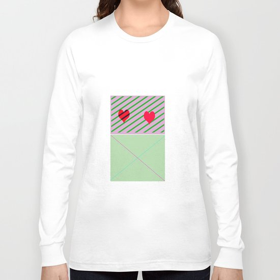 Box Tomodachi  Long Sleeve T-shirt