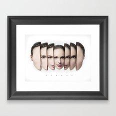 R.U.M.O.U.R Framed Art Print