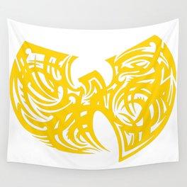 WU-TANG---LOGO ART Wall Tapestry