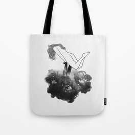 Hands from heaven. Tote Bag