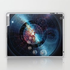 Space Music Laptop & iPad Skin