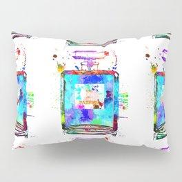 Parfum Blue Pillow Sham
