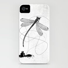 Here, There & Back Again. iPhone (4, 4s) Slim Case