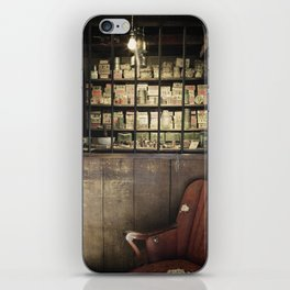 FADED MEDICINE SHOP iPhone Skin