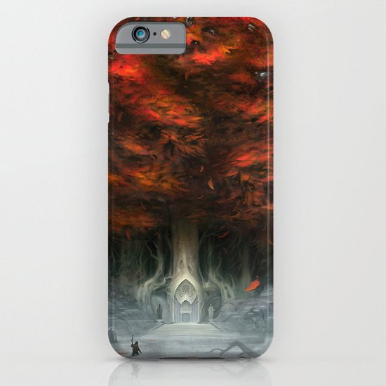Tree of Duality iPhone & iPod Case