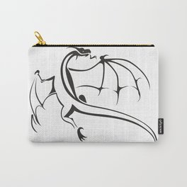 A simple flying dragon Carry-All Pouch