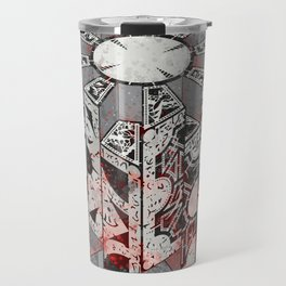 Hellraiser Puzzlebox D Travel Mug