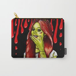 Embarrassed Zombie Carry-All Pouch