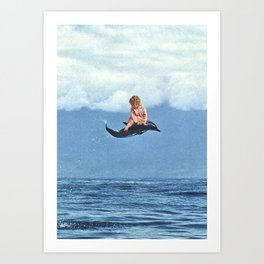 Maritime Travel Art Print